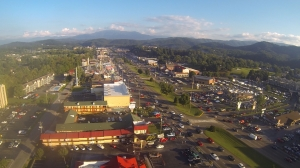 Parkway Pigeon Forge Tennessee