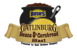 Beans and Cornbread Festival in Gatlinburg
