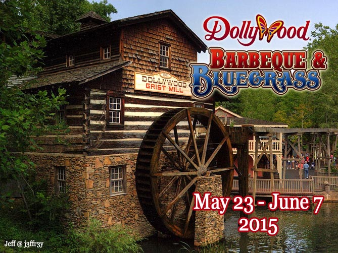 Dollywood BBQ & Bluegrass Festival Pigeon Forge TN