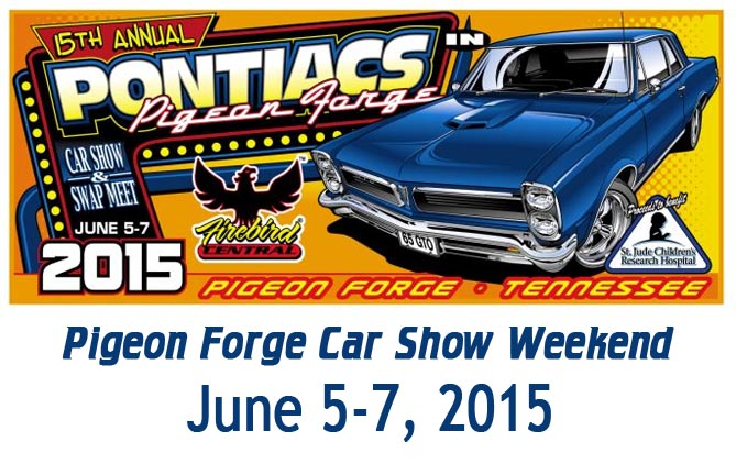 Pigeon Forge Car Shows 2015