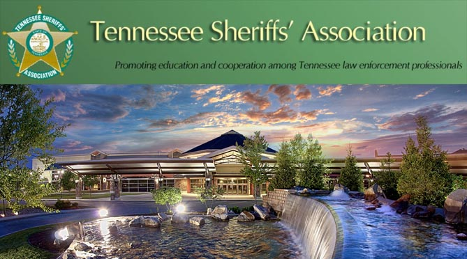 TN Sheriffs Association Annual Conference Sevierville Tennessee