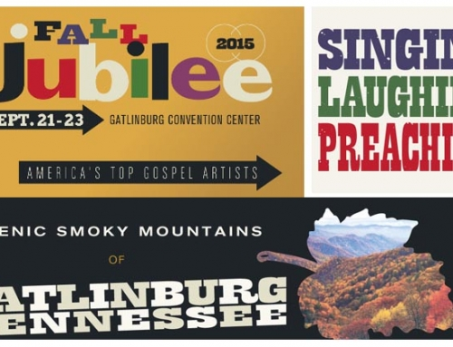Fall jubilee conference for Gatlinburg civic center craft show
