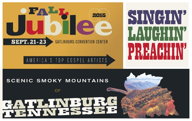 Gatlinburg 2015 Fall Jubilee Christian Conference