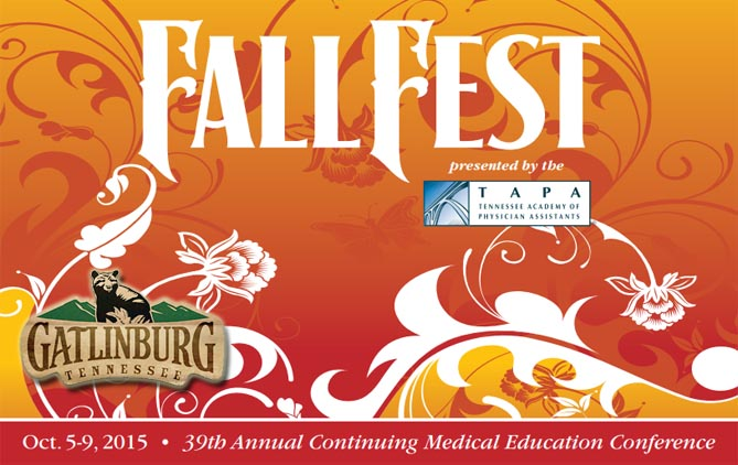 2015 TAPA FallFest Gatlinburg Convention