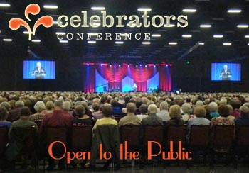 Annual Celebrators Conference in Pigeon Forge