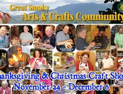 Gatlinburg arts and crafts community craft show for Gatlinburg arts and crafts community restaurants