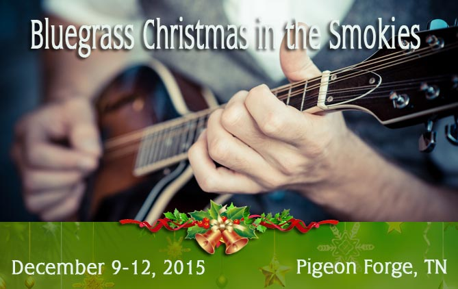 view larger image bluegrass christmas in the smokies festival - Bluegrass Christmas Music