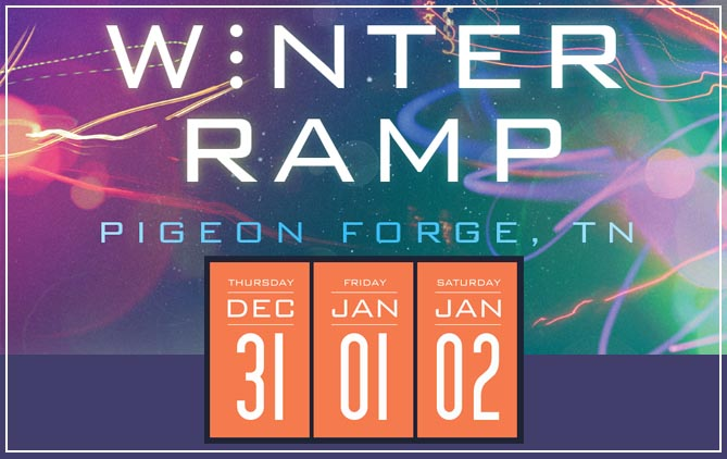 Winter Ramp 2015 Pigeon Forge