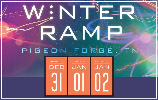 Winter Ramp 2015 Pigeon Forge
