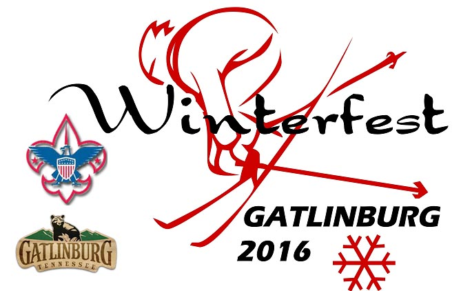 BSA Winterfest 2016 Annual Scouting Event in Gatlinburg