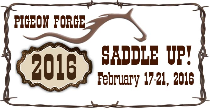 Saddle Up Pigeon Forge 2016 Celebration