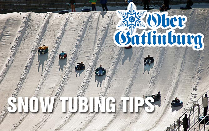 Snow-Tubing Ober Gatlinburg Family Fun Winter Activity