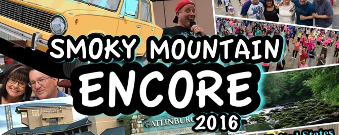 Smoky Mountain Encore Clogging Convention 2016