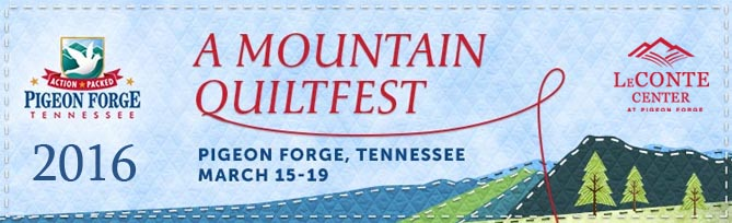 Pigeon Forge Quilt Show - A Mountain Quiltfest