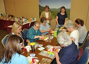 Annual Stamp Escape in Pigeon Forge