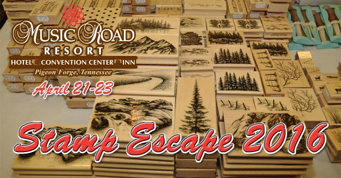 Pigeon Forge Stamp Escape 2016
