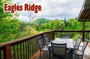 Eagles Ridge Cabin near Dollywood