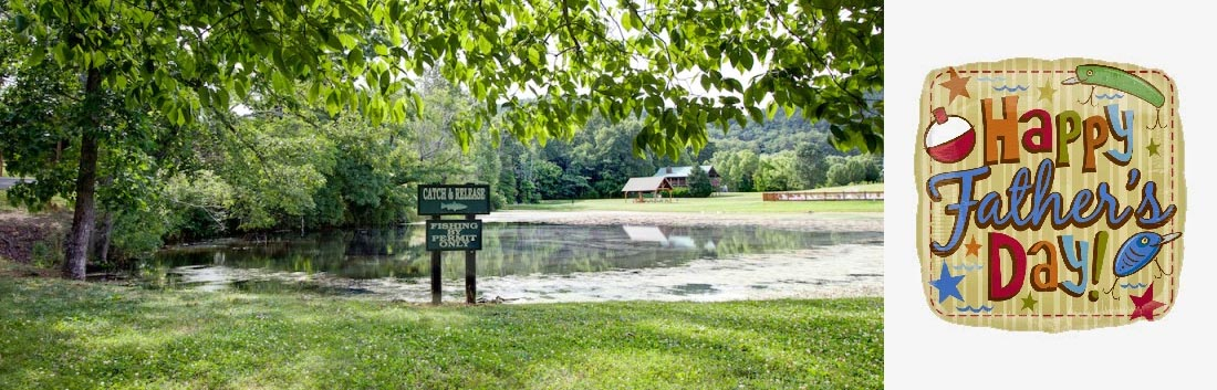 Fathers Day Gift Idea - Fishing in the Smokies