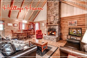 Hilltop Haven Gatlinburg Vacation Cabin