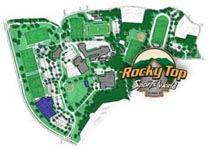 Rocky Top Sports Complex Campus Facilities