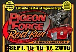 Pigeon Forge Rod Run 2016