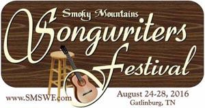Gatlinburg Songwriters Festival 2016