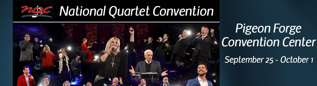 NATQC 2016 National Quartet Convention Pigeon Forge
