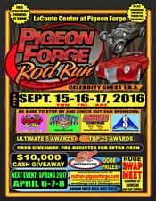 Rod Run Pigeon Forge TN