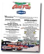 Great Smoky Mountain Autofest at Smokies Stadium