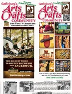 Great Smoky Arts & Crafts Loop Brochure