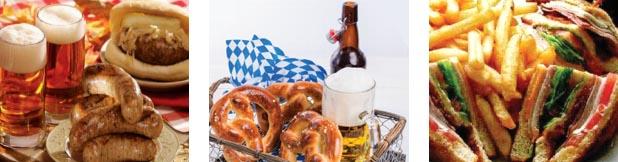 Seasons of Ober Oktoberfest Menu
