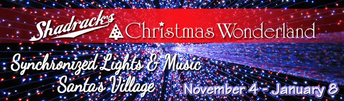 Sevierville TN Christmas Lights Show