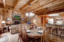 Big Cabin Rental in the Smokies
