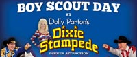 Boy Scout Day 2017 Dixie Stampede