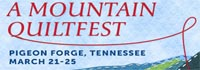 Mountain Quiltfest Pigeon Forge 2017