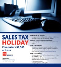 TN Tax Exempt Computer