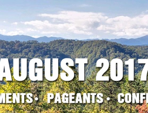 August Conferences, Pageants and Tournaments | Smoky Mountains