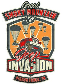 2017 Great Smoky Mountain Jeep Invasion