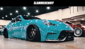 Slammedenuff Gatlinburg 2017 Car Show