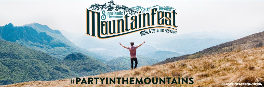 Gatlinburg Fall 2017 - Sugarlands MountainFest Music & Outdoor Festival
