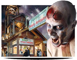 Fright Nights Ripleys Gatlinburg