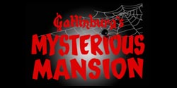 Mysterious Mansion Gatlinburg Halloween