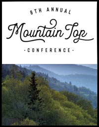 Mountain Top Conference Christian Event