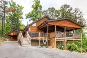 Pigeon Forge Gatlinburg Handicap Accessible Cabin Rentals