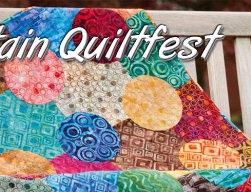 A Mountain Quiltfest