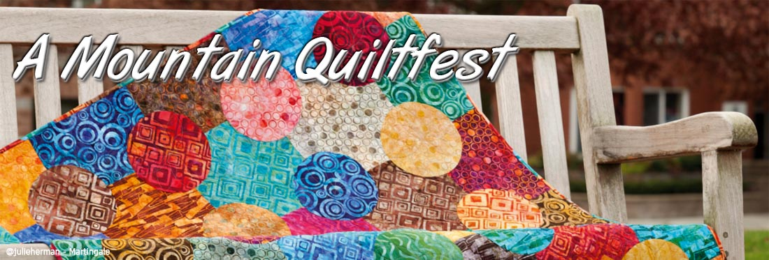 2018 Mountain Quiltfest Pigeon Forge