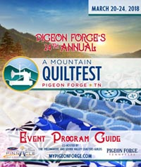 2018 Mountain Quiltfest Guide