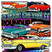 Chevy Classic Round Up Pigeon Forge