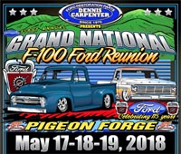 Grand Nationals Ford F-150 Reunion Pigeon Forge